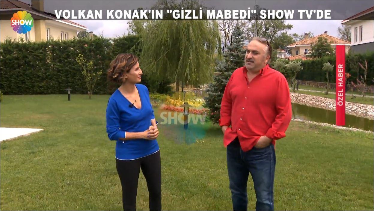Volkan Konak'la Çok Özel Röportaj