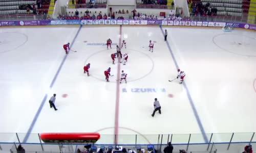 Buz Hokeyinde Rusya'ya 42-0 Mağlup Olduk