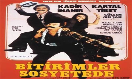 Bitirim Kardeşler Kadir İnanır Türk Filmi İzle