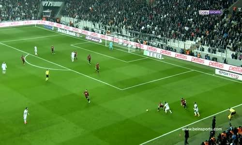 Beşiktaş 1 - 0 Gençlerbirliği Maç Özeti