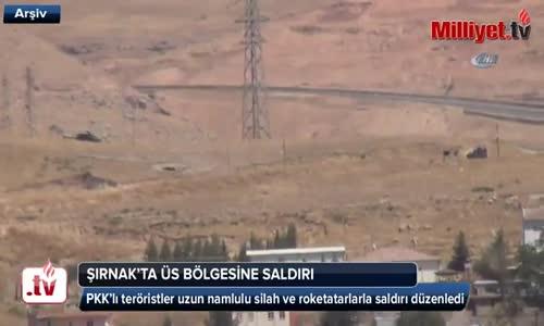 Şırnak'tan Acı Haber Geldi! 3 Asker Şehit Oldu