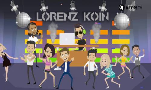 Lorenz Koin feat. Lion D - I'm Flying