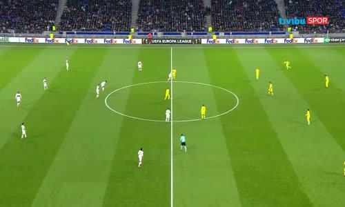 Lyon 3 - 1 Villareal - UEFA Avrupa Ligi Maç Özeti
