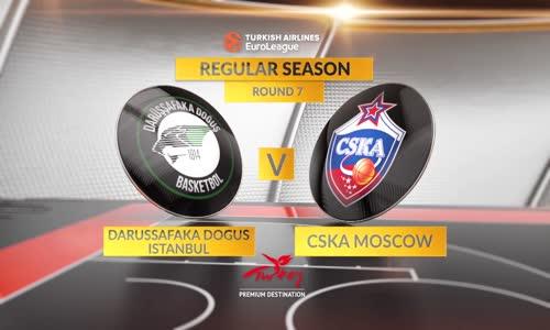 Highlights_ Darussafaka Dogus Istanbul-CSKA Moscow