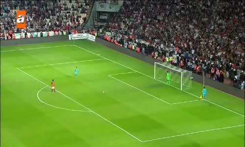 Turkcell Süper Kupa penaltılar _ Beşiktaş_ 0 - Galatasaray_3