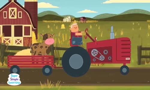 Yaşlı MacDonald Bir Çiftlik Oldu - Süper Basit Şarkılar