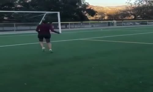 Bayanların Futbol Şovu