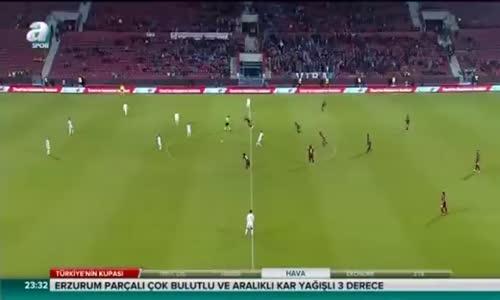 Trabzonspor 1-2 Gümüşhanespor ( Maç Özeti )