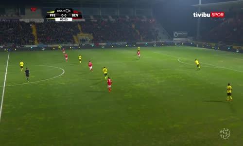 Pacos de Ferreira 1-3 Benfica Maç Özeti