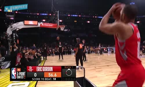 NBA 2018 All-Star Üçlük Yarışması Özeti
