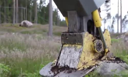 Teknoloji Dediğin İşte Budur.. Fidan Dikme Makinesi!