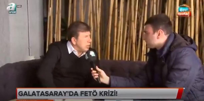 Tanju Çolak, Galatasaray'ın FETÖ İmamını Açıkladı