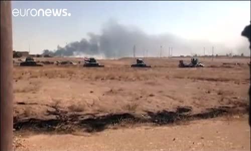 Irak Ordusu Telafer'i Işid'ten Geri Aldı