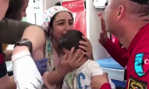 Rize'de Kaybolan Çocuklar Sağ Bulundu