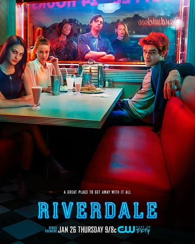 Riverdale 1sezon 1bölüm Türkçe Altyazılı Hd Izle Yabancı Diziler