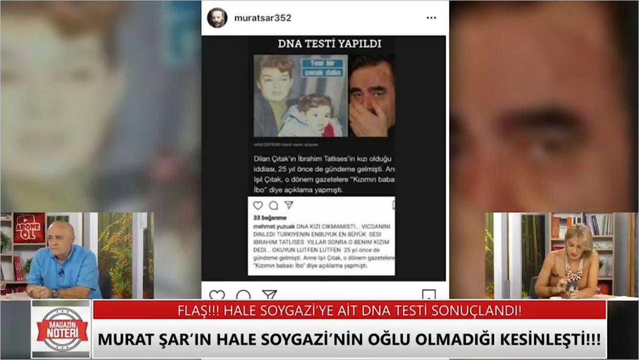Enine Boyuna Hale Soyagazi - Murat Şar Davası