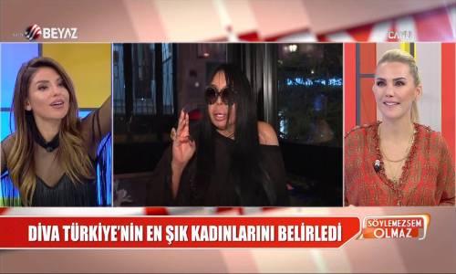 Bülent Ersoy Türkiye'nin En Şık Kadınlarını Belirledi