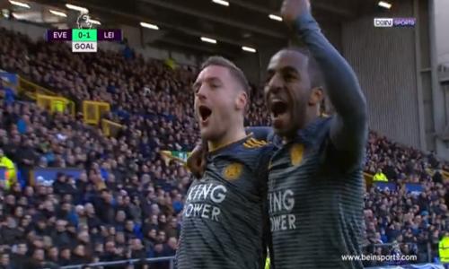 Everton 0 - 1 Leicester City Maç Özeti İzle