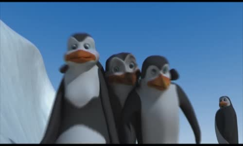 Çocuk Şarkıları La Danse Des Pingouins