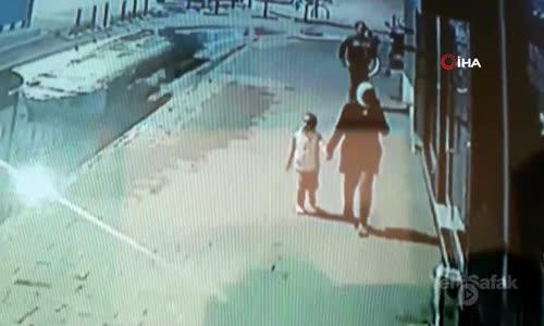 Küçük Kızının Yanında Kapkaça Uğradı