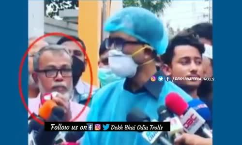 Maske Kullanımını Çok Yanlış Anlayan Hintli Adam