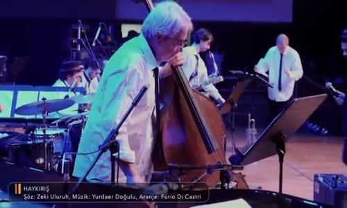 Kenan Doğulu - Haykırış Kenan Doğulu Swings With Blue In Green Big Band Konseri #Canlı