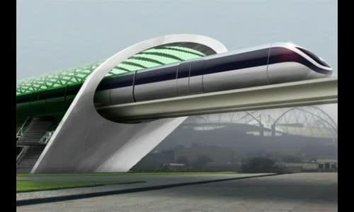 Süper Sonik Hızlı Tren Hyperloop