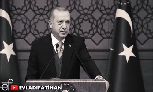 Erdoğan'dan Batı Taklitçilerine Tarihi Ders