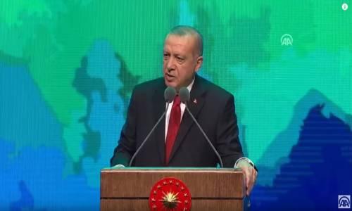 Cumhurbaşkanı Erdoğan , Güçlü Milletler Güçlü Ailelerden Oluşur