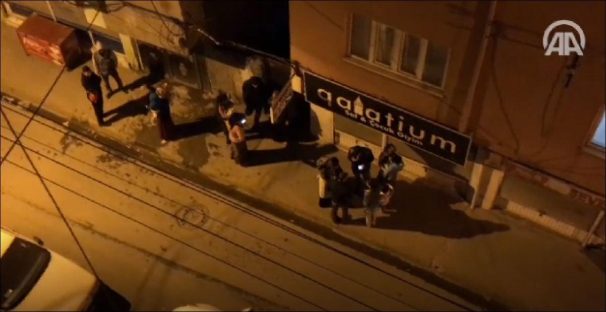 Irak'taki Deprem Türkiye'de Hissedildi