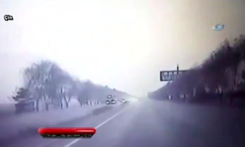 Katliam Gibi Kaza Kamerada ! 10 Ölü, 26 Yaralı