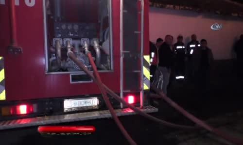 Yozgat'ta Tandırlıkta Çıkan Yangın 3 Eve Sıçradı