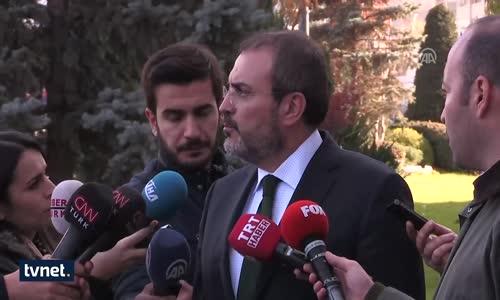 AK Parti Sözcüsü Ünal'dan Cam Filmi  Açıklaması