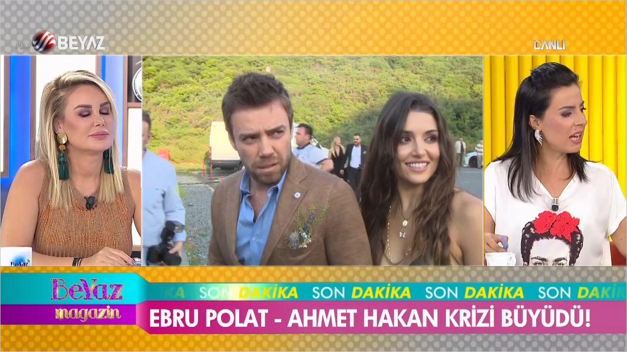 Hande Erçel Hamile Mi