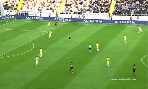 Evkur Yeni Malatyaspor 0-2 Fenerbahçe Maç Özeti