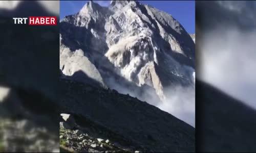 Alp Dağları Parçalanıyor