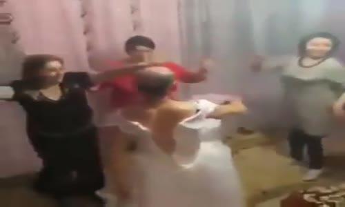 Düğününde Doyasıya Oynayan Gelin Dayı