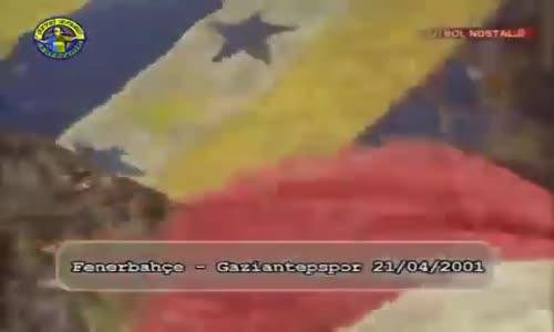 Fenerbahçe_4 Gaziantepspor_3 Gaziantepspor'un şampiyonluğu kaçırdığı tarihi maç