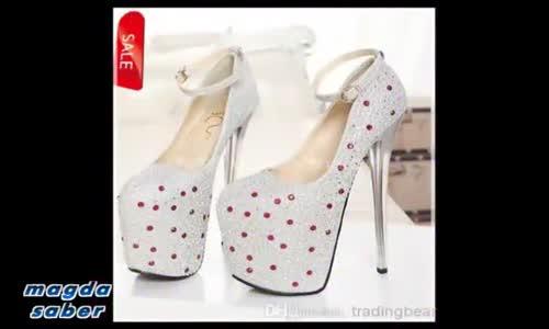 Taşlı ve Gösterişli Ayakkabı Modelleri