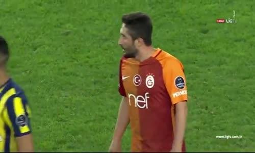Fenerbahce 2-0 Galatasaray Mac Sonu Volkan Demirel - Sabri Kavgasi 20.11.2016