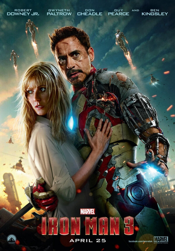 Iron Men 3 Film Izle Seyredelimcom