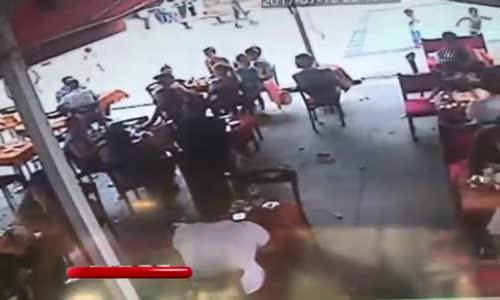 Torbacı Olduğu İdda Edilen Kişiye Cafede Silahlı Saldırı