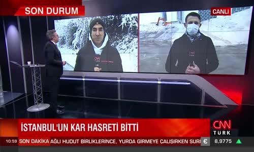 İstanbul'da kar yağışı sürecek mi-
