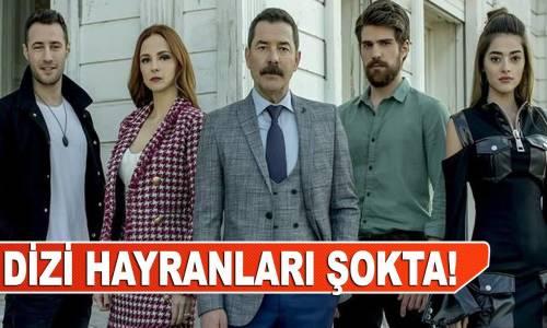 Zalim İstanbul dizisi bitiyor mu ?