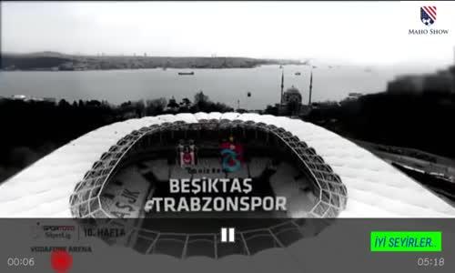 Beşiktaş - Trabzonspor Maç Özeti
