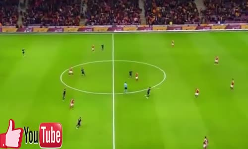 Galatasaray 1 - 2 Başakşehir Full HD