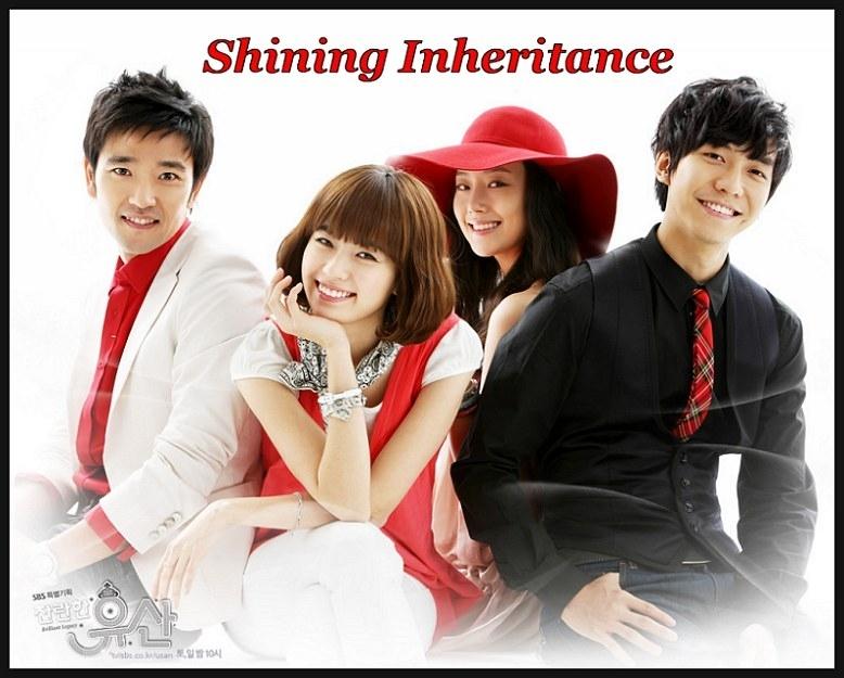 Shinning Inheritance 9.Bölüm İzle