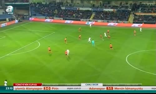 Medipol Başakşehir Galatasaray_ 2-1 Maç Özeti (Ziraat Türkiye Kupası) 04 Şubat 2017
