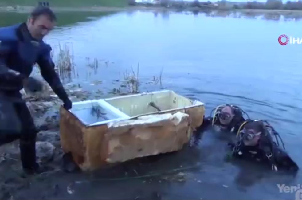 Buzdolabından Yaptıkları Saldan Düşen Kardeşler Boğuldu
