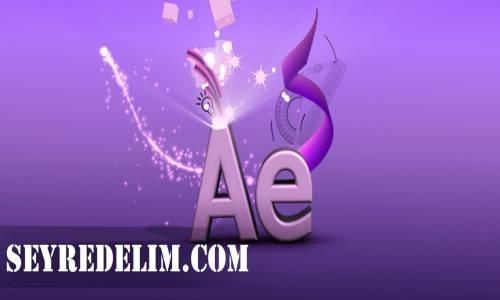Adobe After Effects - Sayfa Çevirme Efekti